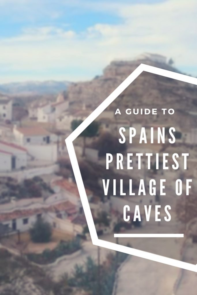 One of Spain's prettiest rural villages - Galera the village of caves!   #caves #spain #travel #guides #pretty #accommodation #destination #europe #spanish
