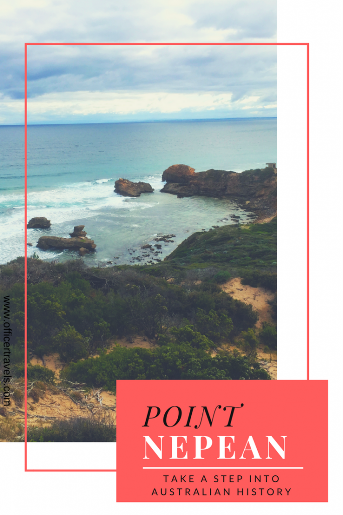 Point Nepean is a hidden Gem just around the corner from Melbourne. It makes the perfect day trip or addition to any road trip. Explore Australia's history at this war memorial nature walk | #melbourne #daytrip #pointnepean #hiddengems #mustseeaustralia