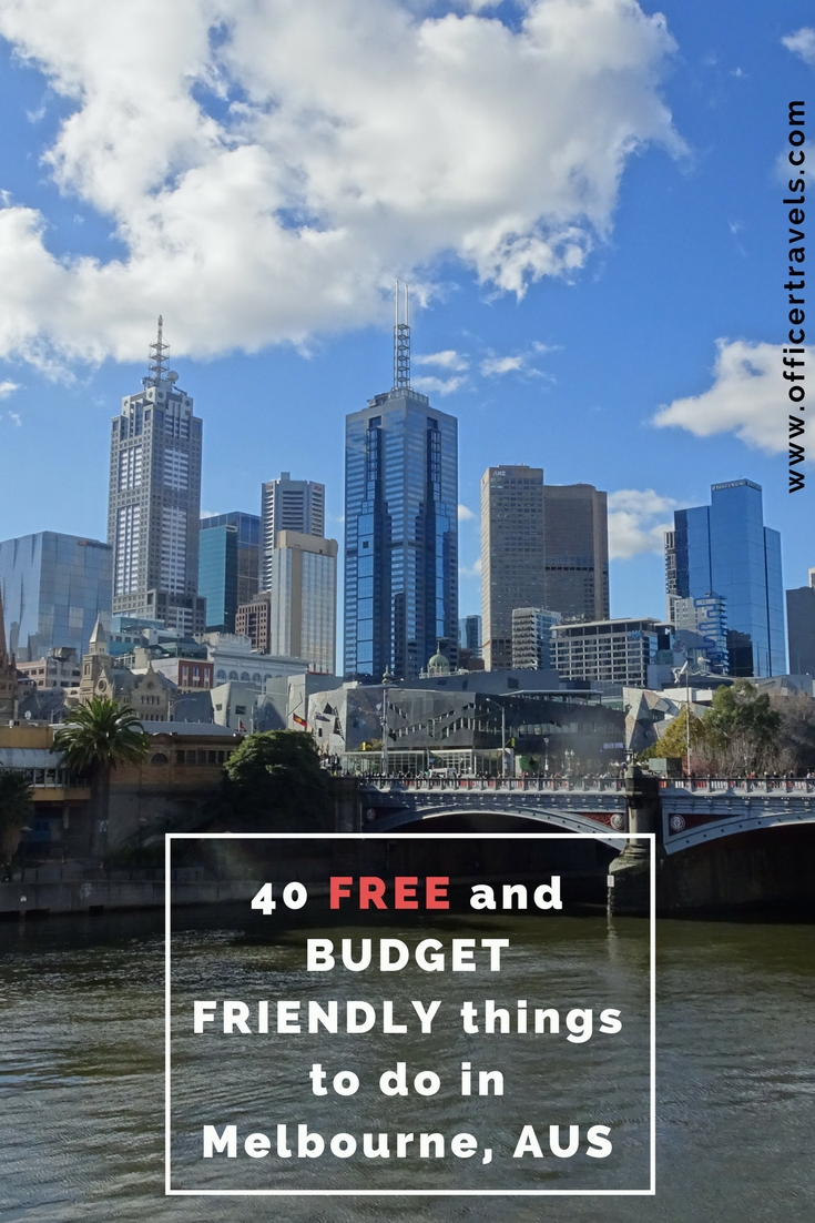 Things to do in Melbourne that are Free