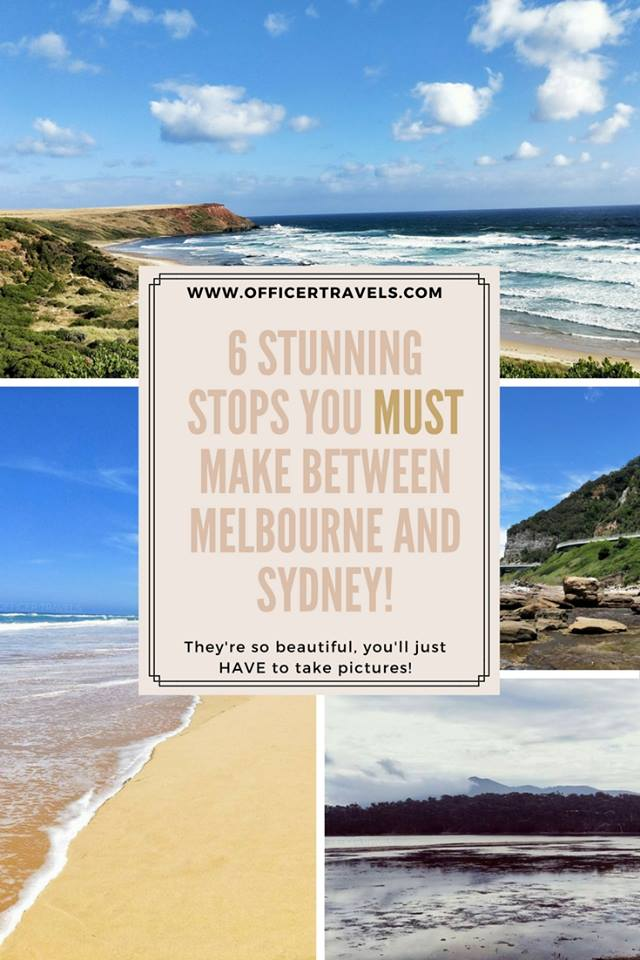 6 Beautiful locations you HAVE to see between #Melbourne and #Sydney | #NSWtips #visitmelbourne #Travel #VisitAustralia #CoastalAustralia