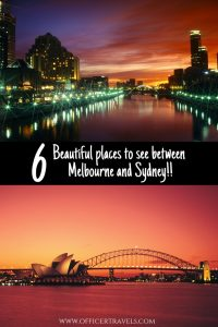 If you're road tripping from Melbourne to Sydney, you'll want to check out these 6 beautiful and unique coastal towns! | Things to do between Melbourne and Sydney, Melbourne road trip ideas, things to do near Sydney, Victoria coast, Australia road trips | #roadtrip #Melbourne #Sydney #visitaustralia #travel #Australiatravel #destinationaus #travelideas |