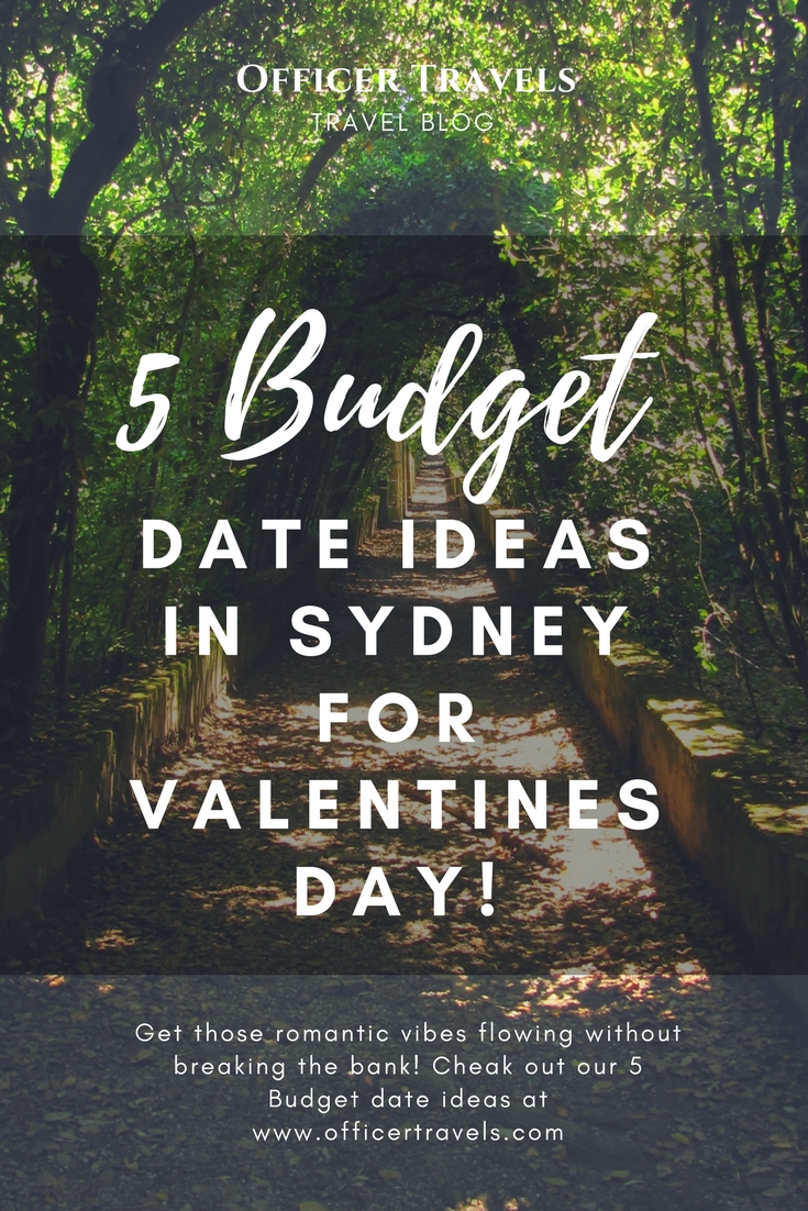 Look no further! Here are some romantic dates that won't break the bank!! #NSWTips #romanceinthecity #citylove #sydneyove #australia #travel