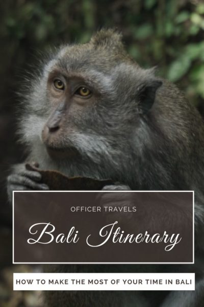 We've put together this #Bali #Itinerary to help you #plan your adventure better. Don't miss out on the best spots with this #travelguide made with you in mind | #balivacation #travelcheap #budgettravel