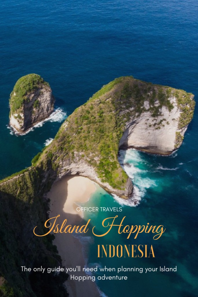 Island hoping in #Indonesia is a popular past time for backpackers and we want you to make the most out of your #adventures. This guide will show you some of the #hiddengems of Indonesia and have you booking your next flights over there! | #travelguide #balitrip #nusapenida