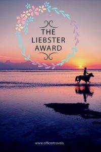 We've been nominated for the Liebster Awards | the Liebster Awards are given to blogger by bloggers, we were lucky enough to be nominated and this is our dedicated post. Discover new bloggers and be inspired to connect with others in your community! #travelbloggeraward #bloggingaward #liebsteraward #awardwinning #bloggingcommunity #howtoblog