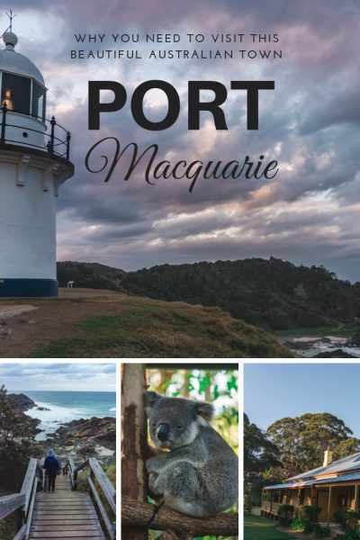 a weekend in port macquarie is the perfect way to break up the long drive between Sydney and Brisbane. Here are are favourite things to do in this pretty little beach #portmacquaire #visitnsw #harbourtown #roadtrip #eastcoast