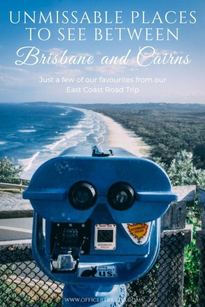 Travelling from Brisbane to Cairns? We've put together the perfect road trip itinerary that will take you through our favourite unmissable spots between Brisbane and Cairns | #Queensland #Australia #Roadtrip #Adventure #vanlife #Brisbane #Cairns #itinerary #travelguide