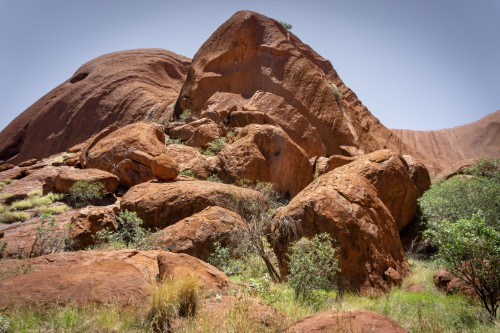 What to expect from the Uluru Base Walk