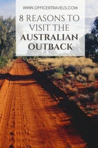 If you're looking for a magical road trip then why not head through the Australian Outback! A land full of natural wonders, culture and some amazing wildlife. Find out why you need to visit the australian outback in our latest post! | #australiaroadtrip #outbackaustralia #northernterritory #darwinaustralia #travelguide #vanlife