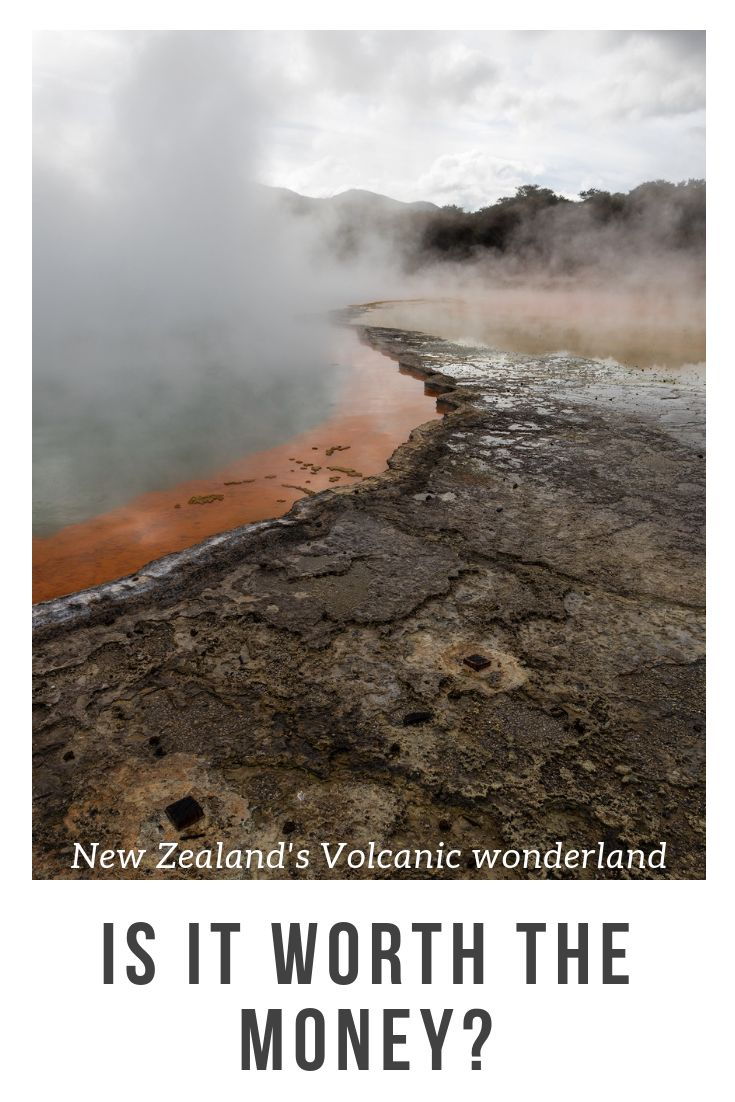 It's one of New Zealand's most famous geothermal attractions, but is Wai-O-Tapu worth the money or are you better off visiting one of the free geothermal locations? We want to tell you about our expectations, how they matched our experience AND if we think it's worth the high ticket price!   #NewZealand #thingstodo #holidayideas #touristactivity #newzealanditinerary #travelguide #tourismNZ