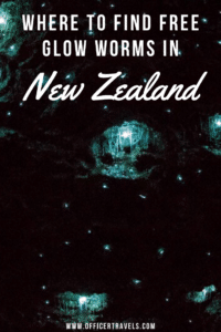 An easy guide to finding glow worms in New Zealand! Find these mystical creatures without spending a dollar on expensive tours. Discover beautiful caves, glow worms and off the beaten track bays with our guide to finding glow worms for free all over New Zealand | #NewZealand #Travelguide #purenz #southisland #northisland #roadtrip | things to do in New Zealand, where to see glow worms, find glow worms in New Zealand, free things to do in New Zealand |